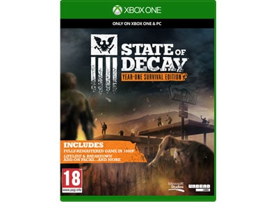 State of Decay Year One Survival Edition - Xbox One Game