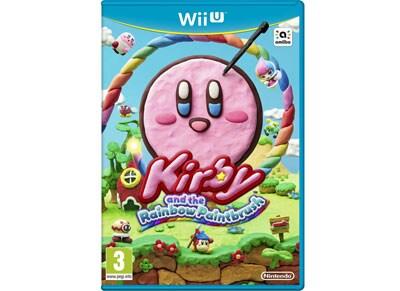 Kirby and the Rainbow Paintbrush - Wii U Game gaming   παιχνίδια ανά κονσόλα   wii u