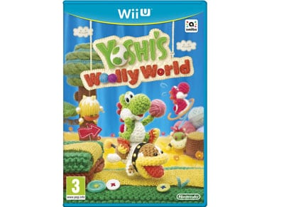 Yoshi's Woolly World - Wii U Game