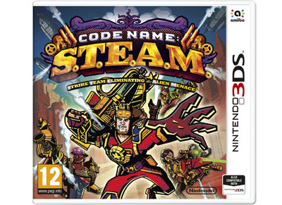 Code Name S.T.E.A.M. - 3DS/2DS Game gaming   παιχνίδια ανά κονσόλα   3ds 2ds