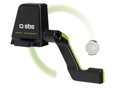 SBS Ταχύμετρο Ποδηλάτου TEBIKEMONITOR