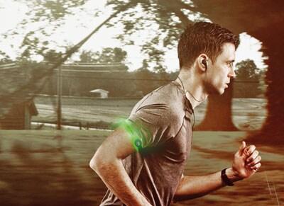 Sport Arm Clip - LED Φως Ασφαλείας για Τρέξιμο TTLIGHTARMBAND