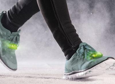 Sport Laces Clip - LED Φως Ασφαλείας για Τρέξιμο TTLIGHTLACES
