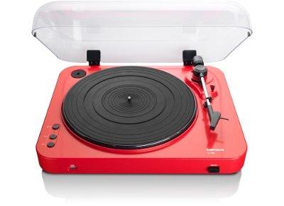 Πικάπ USB Lenco L-85 Κόκκινο