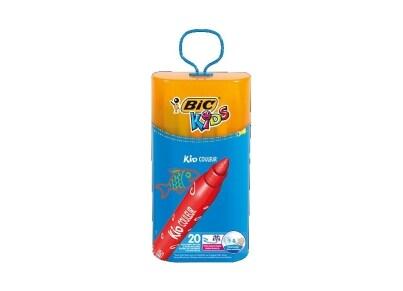 Μαρκαδόροι Ζωγραφικής Bic Kids (20 τεμάχια)