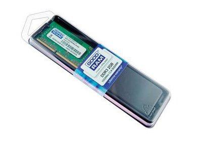 Μνήμη RAM DDR3 2 GB 1333 MHz GoodRAM (GR1333S364L9/2G)