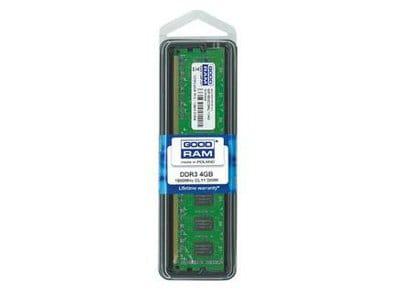 Μνήμη RAM DDR3 4 GB 1600 MHz GoodRAM (GR1600D364L11/4G)