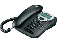 Motorola CT2 Ενσύρματο Τηλέφωνο Μαύρο