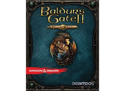Baldurs Gate 2 Enhanced Edition - PC Game