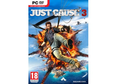 Just Cause 3 - PC Game gaming   παιχνίδια ανά κονσόλα   pc