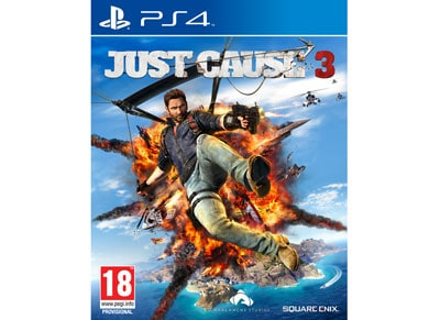 Just Cause 3 - PS4 Game gaming   παιχνίδια ανά κονσόλα   ps4