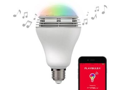Έξυπνη Λάμπα Mipow PlayBulb Color - Bluetooth Λαμπήρας/Ηχείο