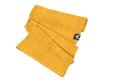 Πετσέτα Παραλίας Terra Nation™ Manavamo Κίτρινο