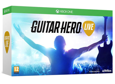 Guitar Hero LiveΚιθάρα - Xbox One Game gaming   παιχνίδια ανά κονσόλα   xbox one