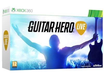 Guitar Hero LiveΚιθάρα - Xbox 360 Game