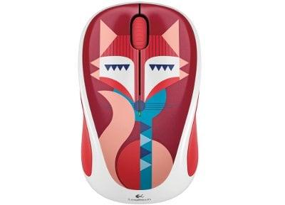 Logitech Wireless Mouse M238 Fox - Ασύρματο Ποντίκι - Εμπριμέ