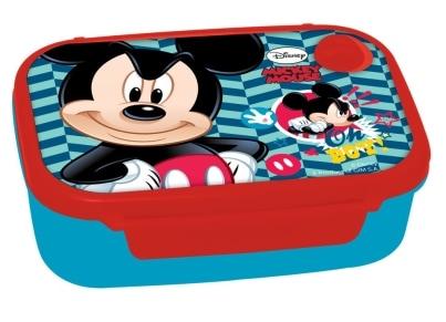 Δοχείο φαγητού GIM Mickey Animated (553-36265)