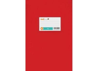 Τετράδιο Εξηγήσεων Coolbee 17X25Cm 50 Φύλλα Κόκκινο