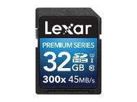 Κάρτα μνήμης SDHC 32GB Class 10 300x Lexar Platinum II LSD32GBBBEU300