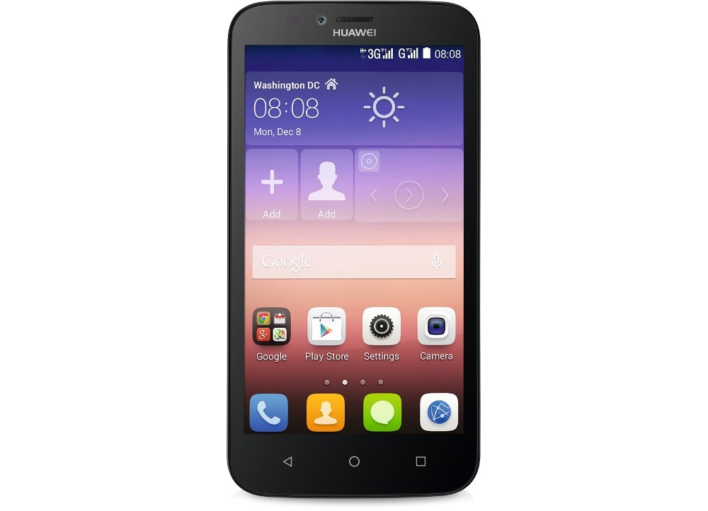 huawei y625 dual sim 4gb smartphone. Black Bedroom Furniture Sets. Home Design Ideas