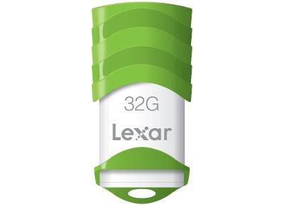 USB stick Lexar Jump Drive V30 32GB 2.0 Πράσινο