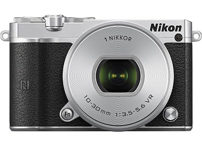 Mirrorless Camera Nikon 1 J5 10-30mm - Ασημί