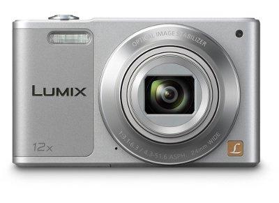Compact Panasonic Lumix DMC SZ10EG S - Ασημί