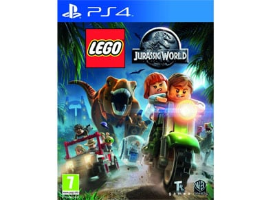 LEGO Jurassic World - PS4 Game gaming   παιχνίδια ανά κονσόλα   ps4