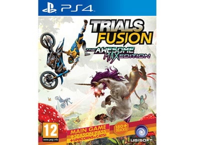 The Trials Fusion - The Awesome Max Edition - PS4 Game gaming   παιχνίδια ανά κονσόλα   ps4