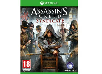 Assassin's Creed Syndicate D1 Special Edition - Xbox One Game