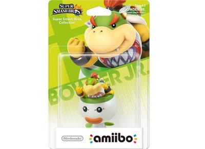 Φιγούρα Bowser Jr. - Nintendo Amiibo gaming   αξεσουάρ κονσολών   ps3    φιγούρες παιχνιδιού
