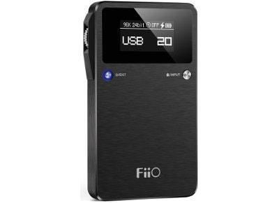 Φορητός Ενισχυτής & Εξωτερική Κάρτα Ήχου Fiio Alpen2 E17K 200mW