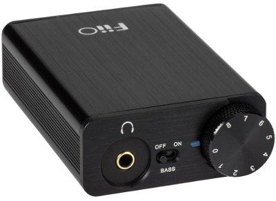 Ενισχυτής Ακουστικών & Εξωτερική Κάρτα Ήχου Fiio Olympus E10K 200mW