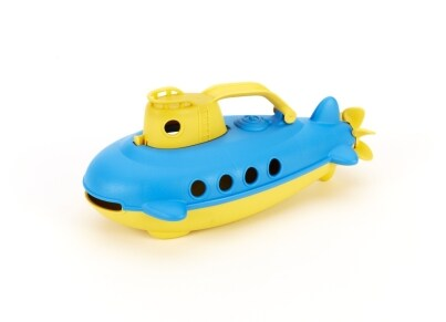 Υποβρύχιο Green Toys Κίτρινο