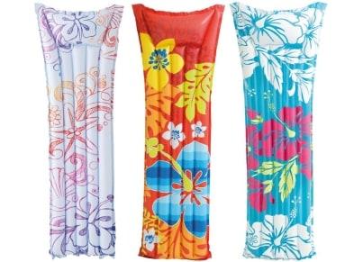 Intex Στρώμα Transparent Fashion Mats (1 τεμάχιο)
