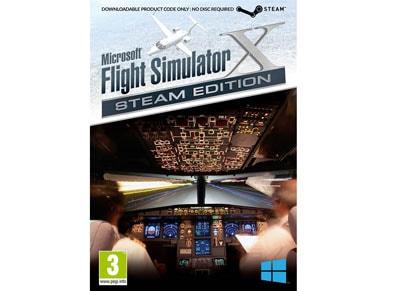 Flight Simulator X Steam Edition - PC Game gaming   παιχνίδια ανά κονσόλα   pc
