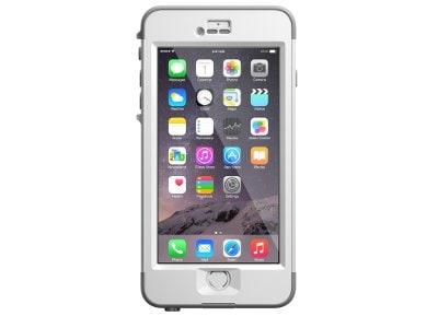 Αδιάβροχη Θήκη iPhone 6 Plus - LifeProof nuud 77-50368 Λευκό