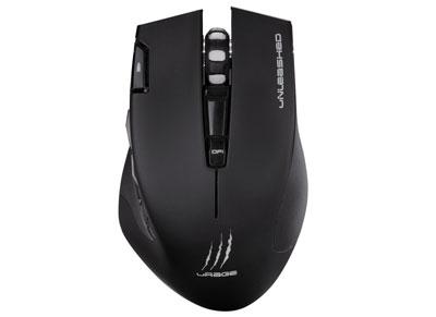 Hama uRage Unleashed - Gaming Mouse Μαύρο