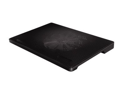 "Βάση Laptop Cooler Hama 15.6"" Slim Μαύρο"