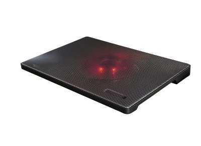 "Βάση Laptop Cooler Hama 15.6"" Slim Ασημί"