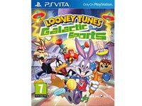 Looney Tunes Galactic Sports - PS Vita Game