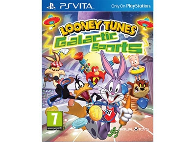 Looney Tunes Galactic Sports - PS Vita Game gaming   παιχνίδια ανά κονσόλα   ps vita
