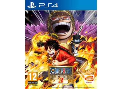 One Piece Pirate Warriors 3 - PS4 Game