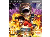 One Piece Pirate Warriors 3 - PS3 Game