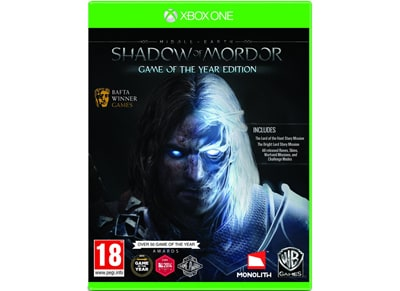 Middle Earth Shadow Of Mordor (Game of the Year) - Xbox One Game gaming   παιχνίδια ανά κονσόλα   xbox one