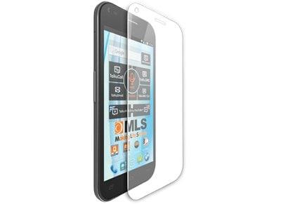 Μεμβράνη οθόνης MLS iQTalk Aura - MLS Tempered Glass Screen Protector - 1 τεμ