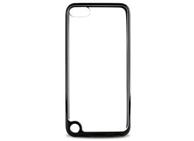 Θήκη iPod Touch 5 Puro Clear Cover IT5CLEARBLK Μαύρο