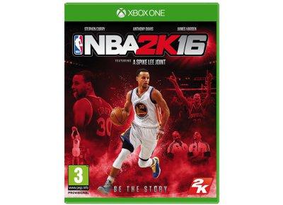 NBA 2K16 - Xbox One Game