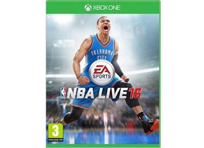 NBA Live 16 - Xbox One Game