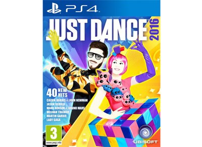 Just Dance 2016 - PS4 Game gaming   παιχνίδια ανά κονσόλα   ps4